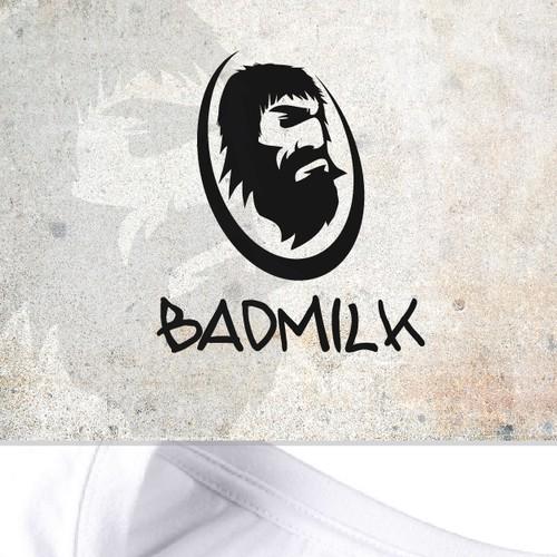 Badmilk logo