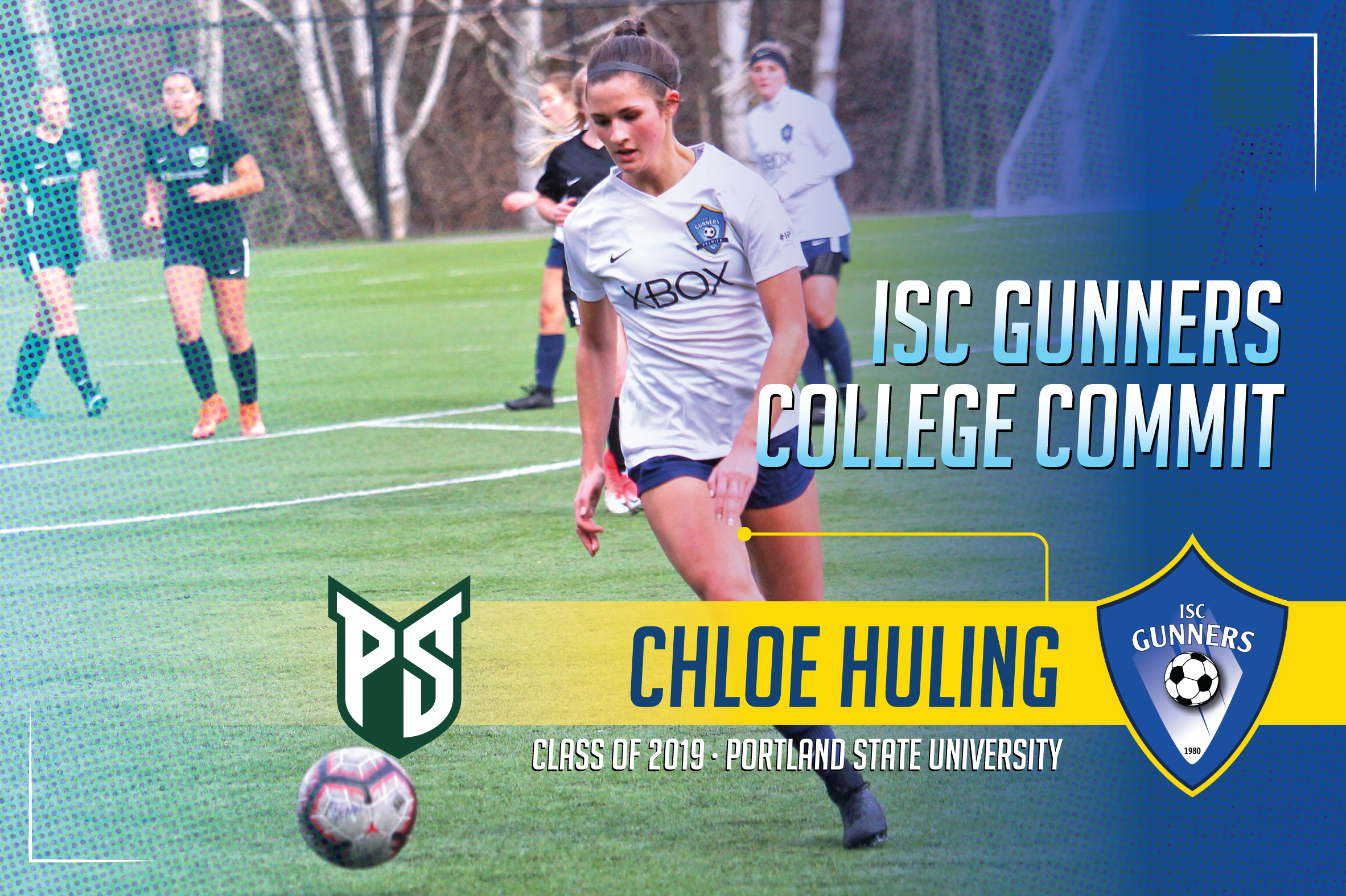 ISC Gunners College Commitments