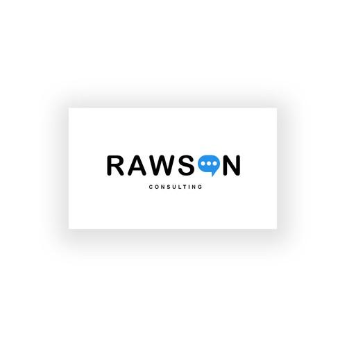 Consulting logo design concept