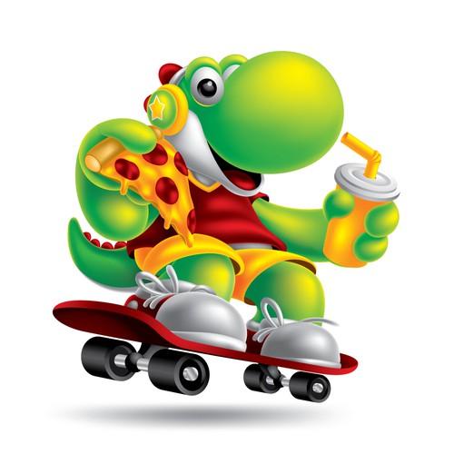 Pizza Dino