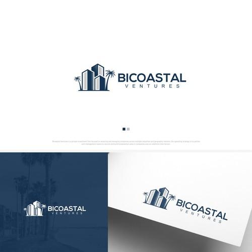 Logo Bicoastal ventures