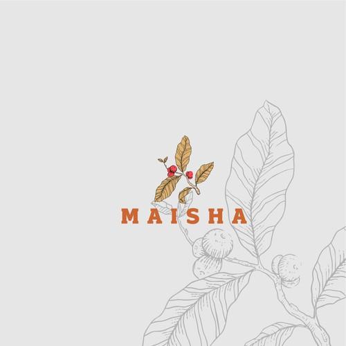 Logo concept for Maisha