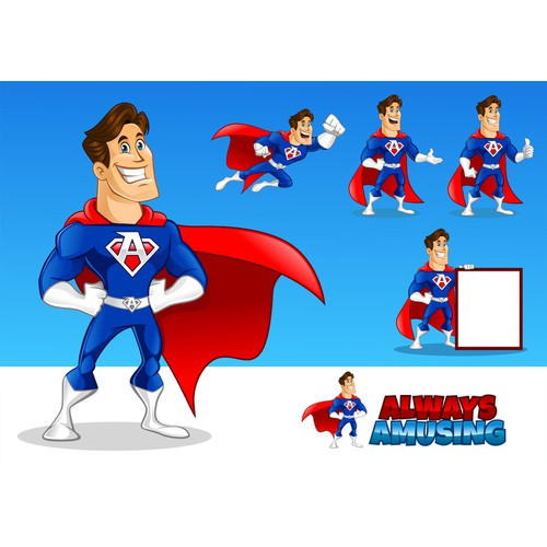 Create a pop-culture mascot for our company's marketing campaign