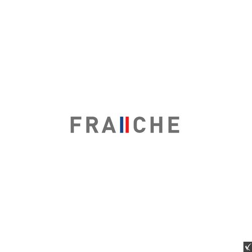 Logo concept for Fraiche