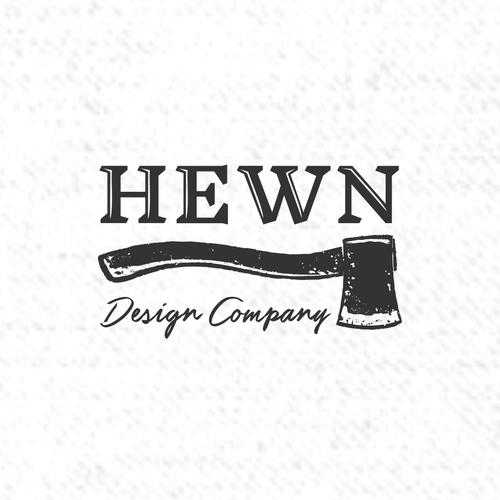 Handcrafted design company Logo