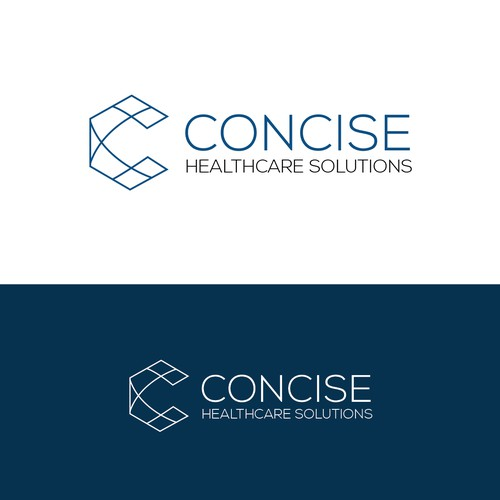 Logo concept for Healthcare solutions
