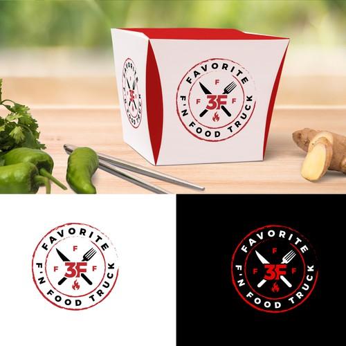 Newest Pittsbugh Food Truck Logo