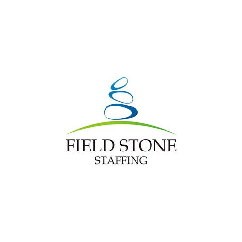 Bold logo contest for Field Stone Staffing