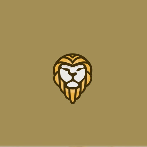 Bold concept for a Lion safari