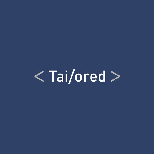 Tailored Logo entry 1