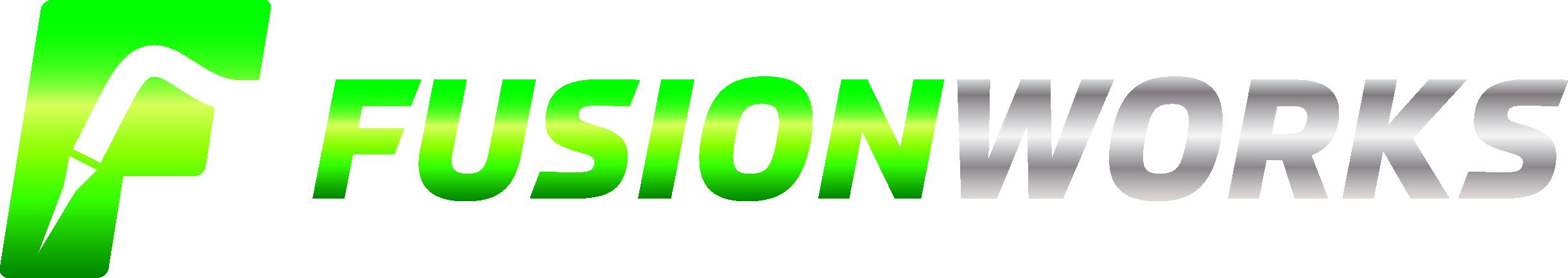 Wanted: neon green badass welding logo for Fusionworks
