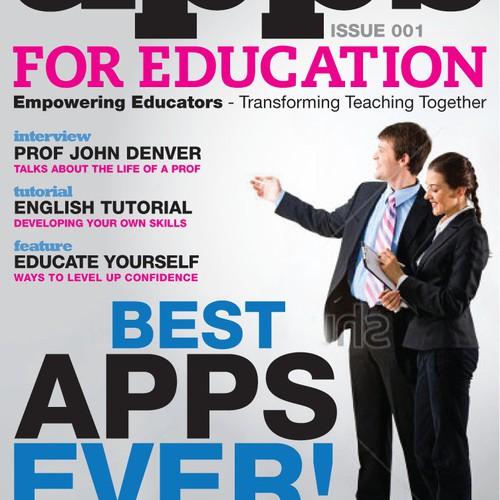 Magazine Cver for APPS