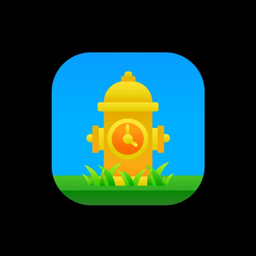 Puppy Potty Log app icon