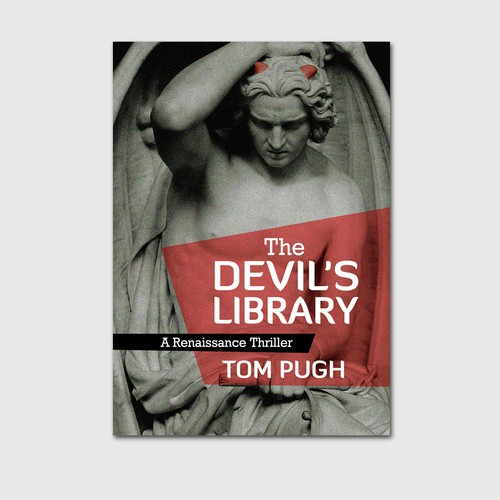 book cover The devil s library
