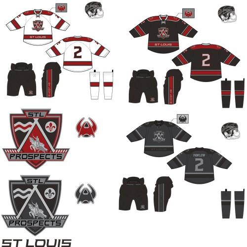 St. Louis Prospects Uniform Set