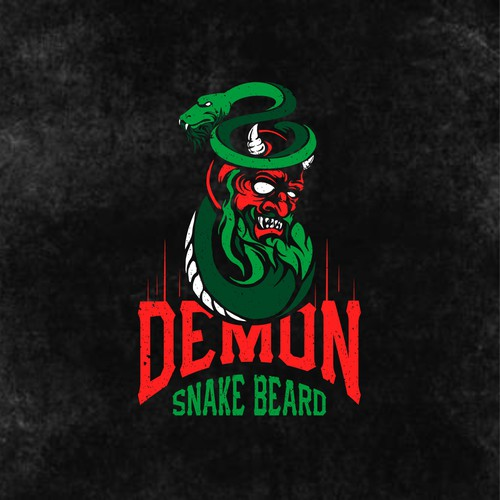 Demon Snake Beard