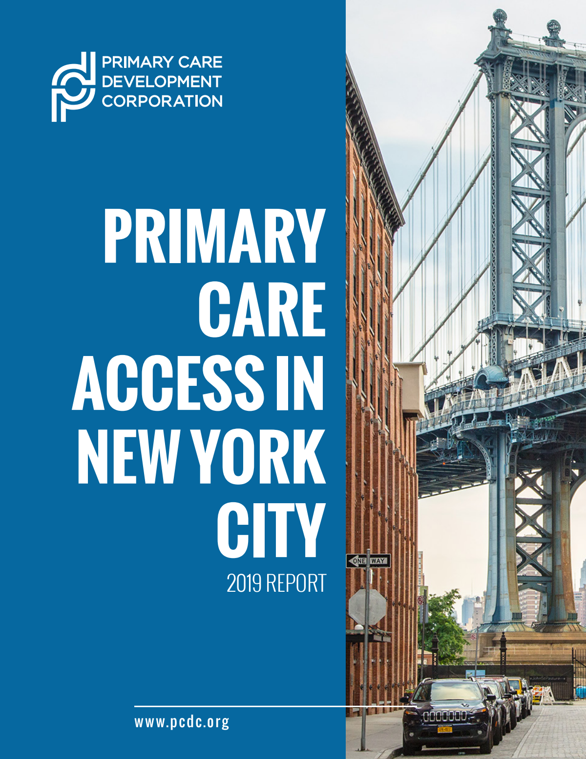 PCDC New York City Report