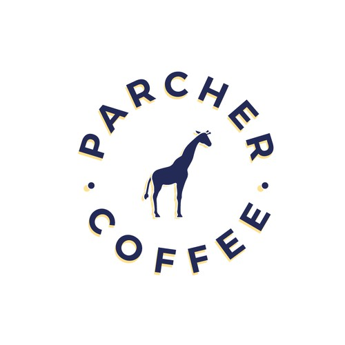 Parcher Coffee Visual Identity