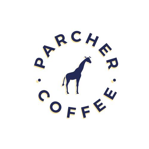 Parcher Coffee Visual Identity