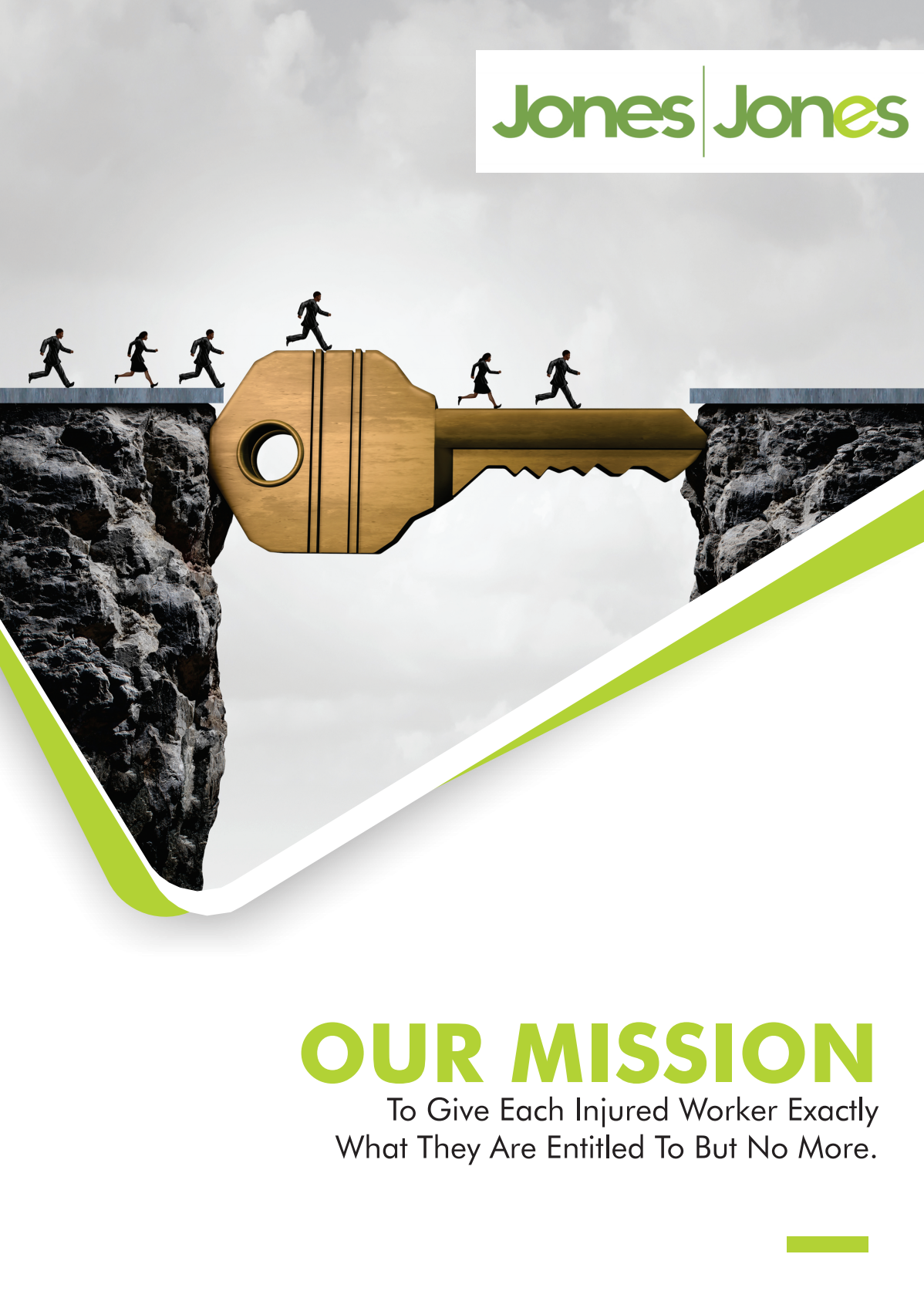 """Core Value Poster """"Our Legacy/Mission"""""""