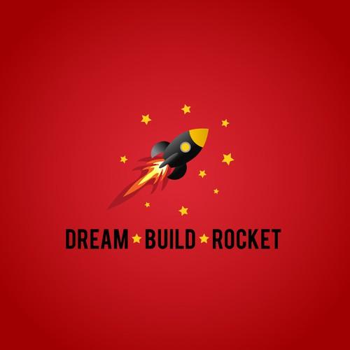 Dream Build Rocket needs a new logo