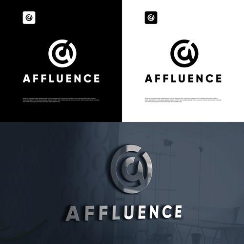 Logo Design for AFFLUENCE