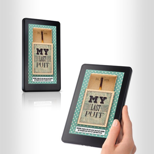 My Last Puff - eBook cover