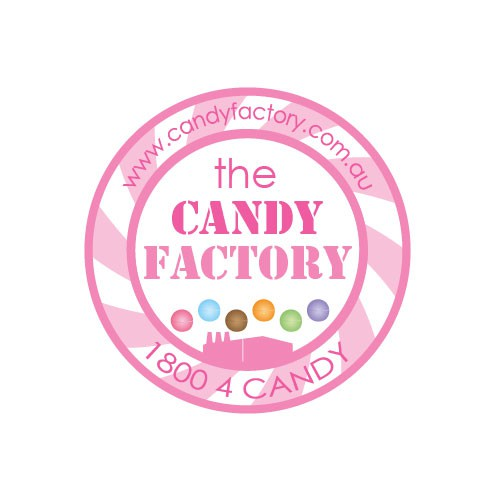Help The Candy Factory with a new logo