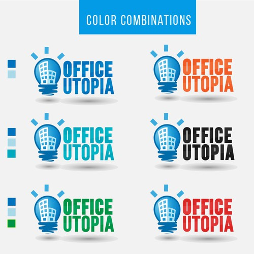 New Startup Shared Office/Coworking Facility/Business Lounge Needs a Logo-Brand Design