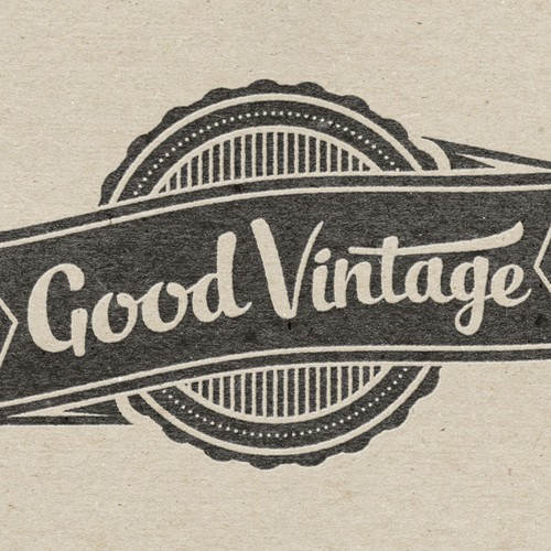 Good Vintage - Logo wanted