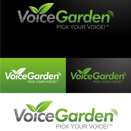VoiceGarden needs a new logo