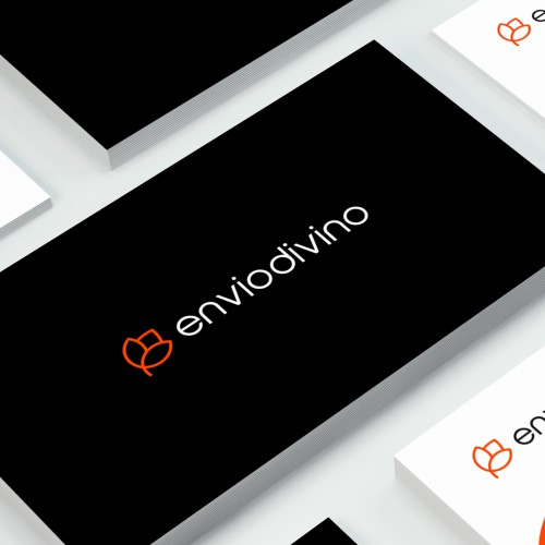 Create Internet Brand, Fresh/cool logo for a florist website - enviodivino.com