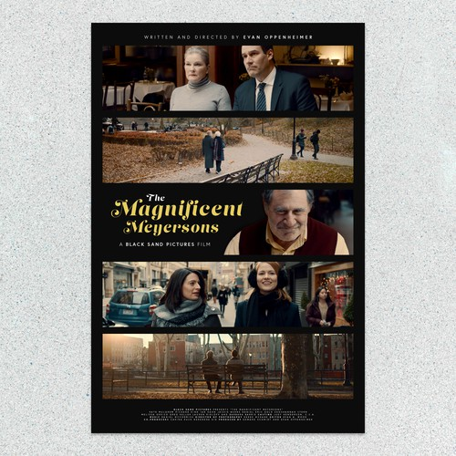 Winner Movie Poster Design