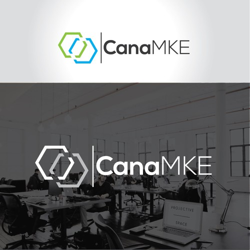 Logo Design for Cana MKE