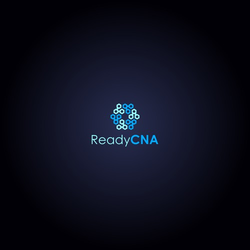 Hexagon Within Hexagon Logo For ReadyCNA