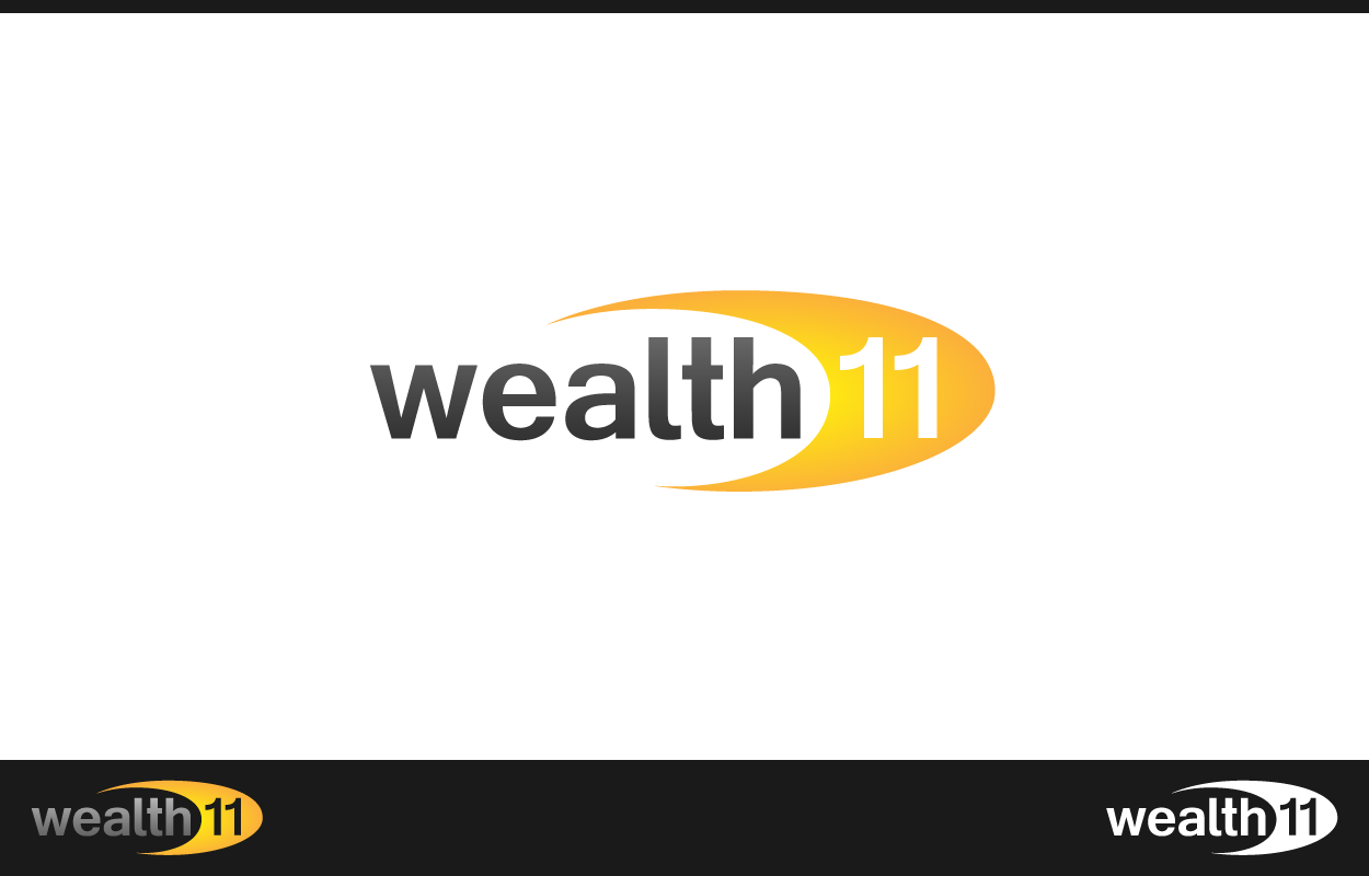 New logo wanted for wealth 11 ( or wealth eleven )