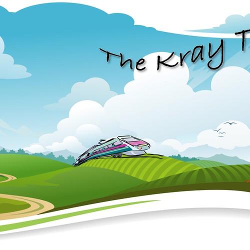 The kary Train Banner Design