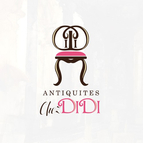 Antiques Shop LOGO Design