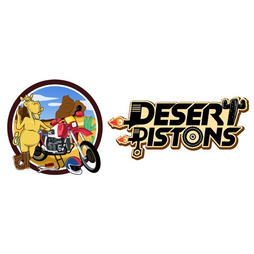 Help Desertpistons with a new logo