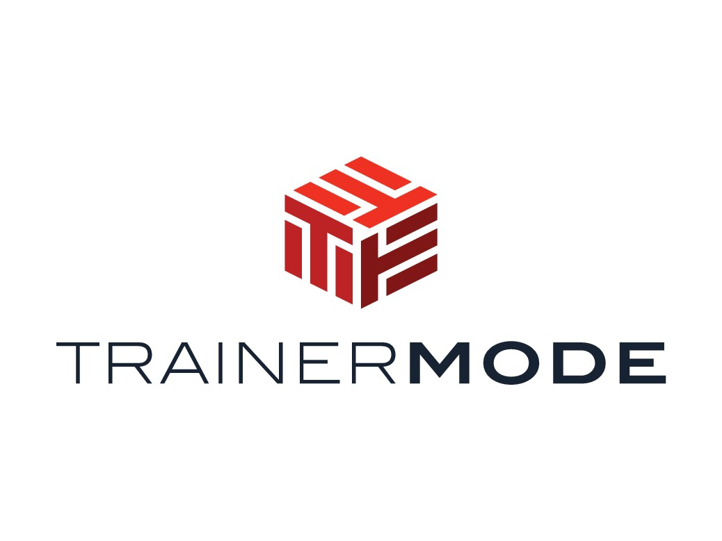 Eye catching logo for those that want to train like the pros!