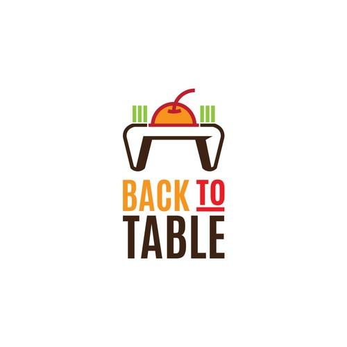 food table logo