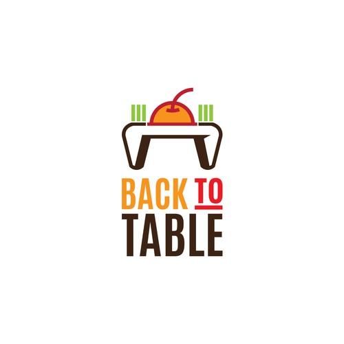 food table logo