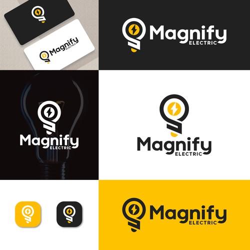 Magnify Electric Logo