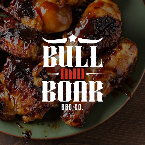 Bull And Boar Logo