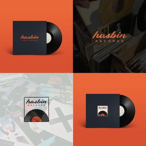 Record Label Logo Design