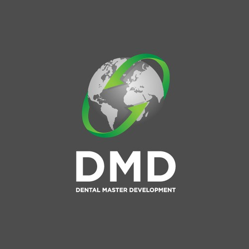 Modern Logo for Dental Master Development
