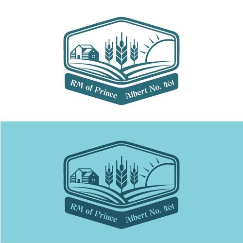logo for RM Farm