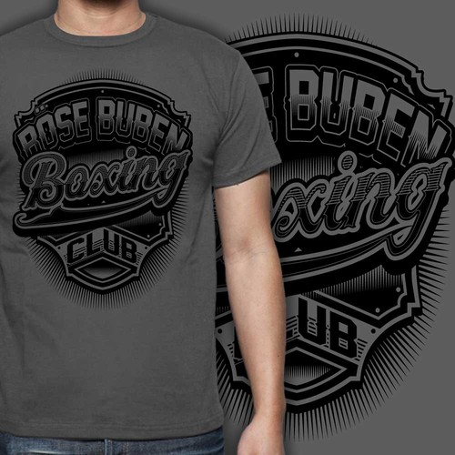 boxing t shirt