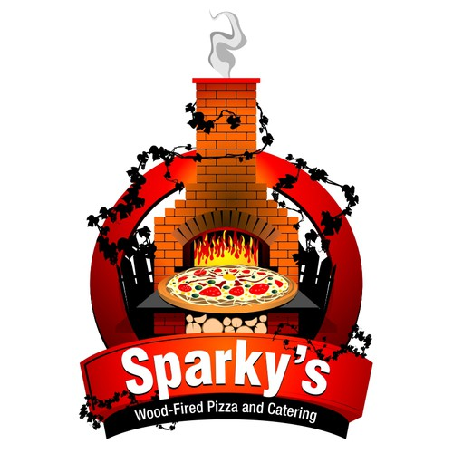Help Sparky's Make Pie and create a brand for our wood-fired pizza business