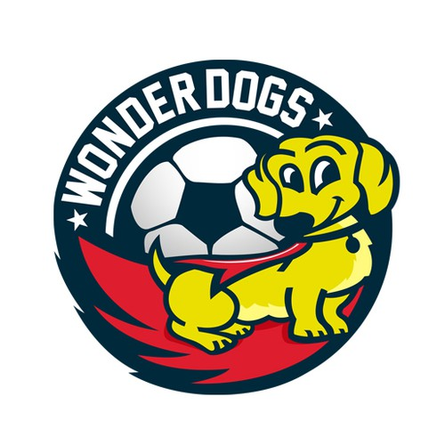 Logo design for_Wonder Dogs